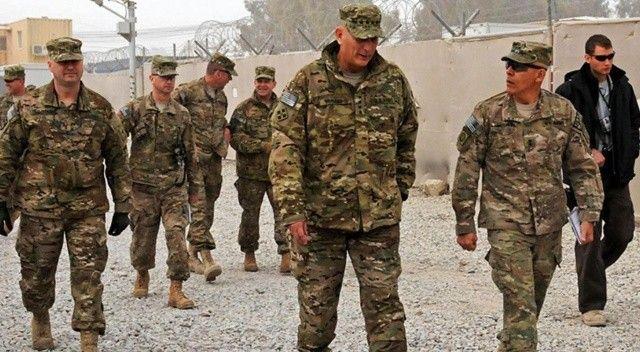 Türk askerinin başına çuval geçiren ABD'li  komutan öldü