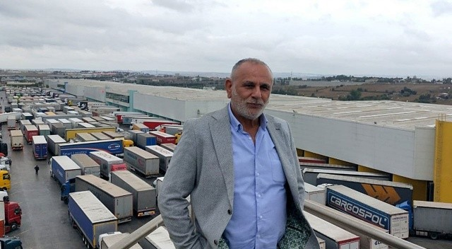 Türk firmaları İngiltere ve AB ülkelerine tır şoförü gönderecek