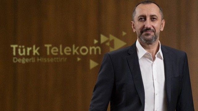 Türk Telekom CEO'su Önal: 'Merkeze değil, herkese altyapı götürelim'