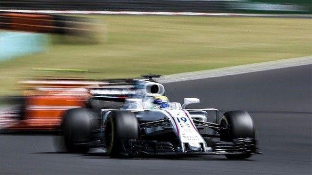 Türkiye Grand Prix'sinin en başarılı pilotu Brezilyalı Felipe Massa