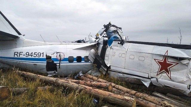 Türkiye, uçak kazasında ölenler için Rusya'ya başsağlığı diledi