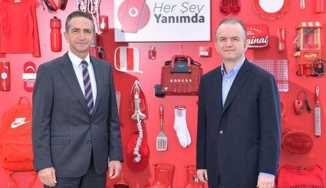 Vodafone Yanımda gözünü e-Ticaret'te liderliğe dikti