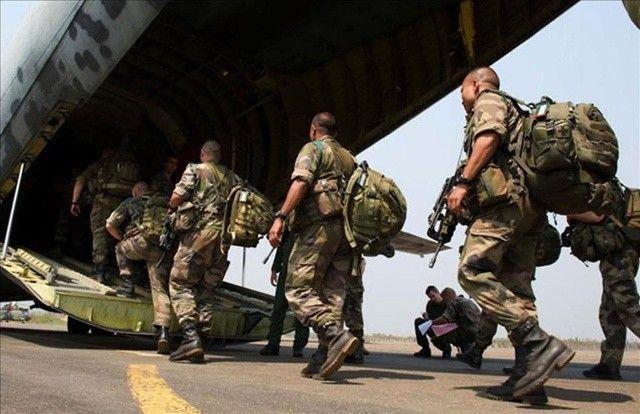 Yunanistan'ı karıştıran tartışma! Fransa için Afrika'ya asker gönderebilir