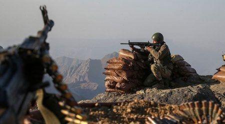 MSB: Pençe Kaplan bölgesinde 2 terörist öldürüldü