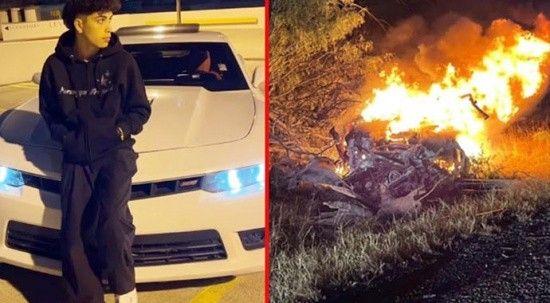 19 yaşındaki TikTok fenomeni lüks aracıyla kaza yaptı! Hayatını kaybetti