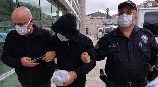 7 ayrı suçtan aranan hırsız börekçide kahvaltı yaparken yakalandı