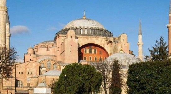 Ayasofya Camii'ni 3,5 milyonun üzerinde kişi ziyaret etti