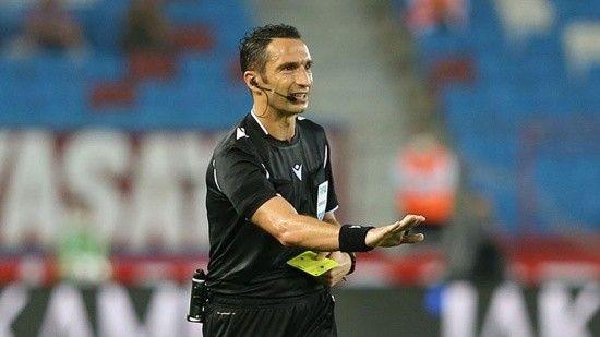 Azerbaycan-İrlanda Cumhuriyeti maçının VAR'ı Abdulkadir Bitigen oldu