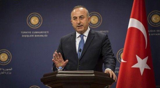 Bakan Çavuşoğlu: Suriye'de kendi göbeğimizi kendimiz keseceğiz