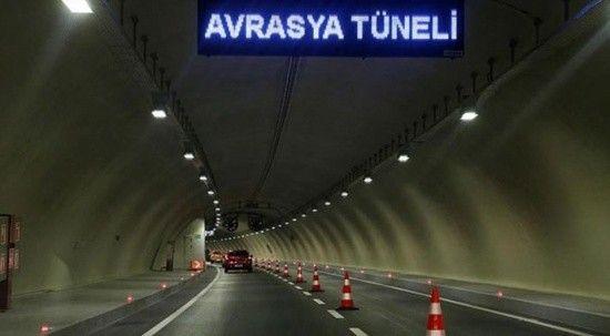 Bakanlıktan Avrasya Tüneli geçişlerinde fazla ücret alındığı iddialarına yanıt
