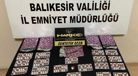 """Balıkesir'de """"huzur operasyonu"""": 211 kişi gözaltına alındı"""