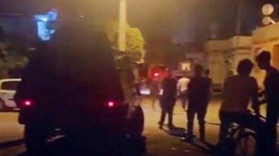 Barışmak için bir araya gelen iki aile, silahlarla çatıştı: 9 yaralı