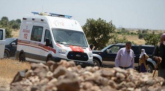 Bingöl'de bombalı saldırı: 2 işçi şehit oldu