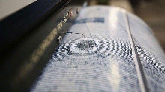 Burdur'da 4,2 büyüklüğünde deprem