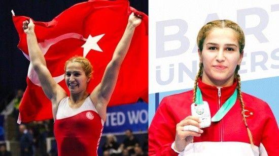 Buse Tosun Çavuşoğlu, dünya üçüncüsü oldu