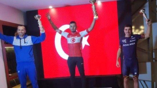Büyük gurur: Milli bisikletçiler Balkan şampiyonu oldu