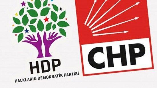 CHP, sandık uğruna  HDP'ye taviz veriyor