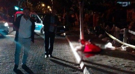 Didim'de cinayet! Kaldırımda ölü bulundu