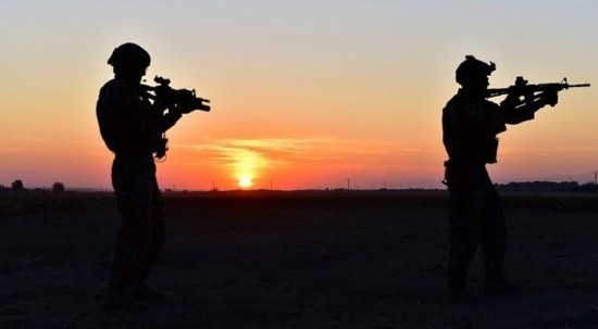 Fırat Kalkanı Harekatı bölgesinde roketatarlı saldırıda 1 asker şehit oldu!