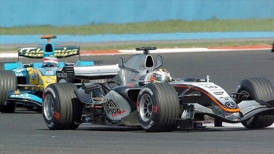 Formula 1'de İstanbul Park'ın rekorları Montoya'da