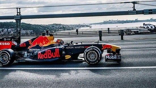 Formula 1 İstanbul'da hedef 100 bin izleyici