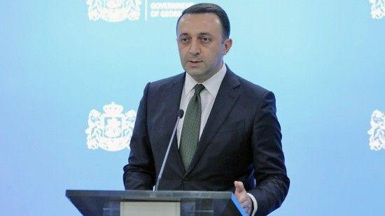 Gürcistan Başbakanı Garibaşvili: Saakaşvili cezasını çekecek