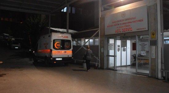 Hastane çalışanı evinde iple asılı halde ölü bulundu