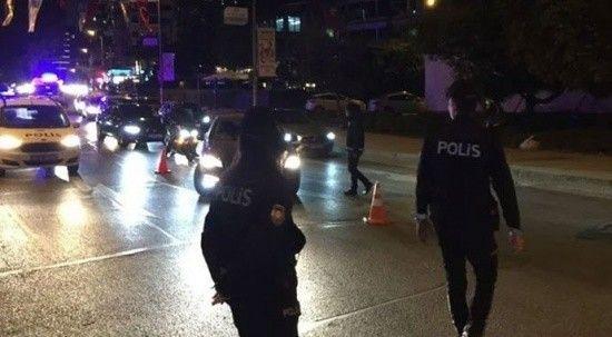 İstanbul'da asayiş uygulaması: 405 şüpheli yakalandı