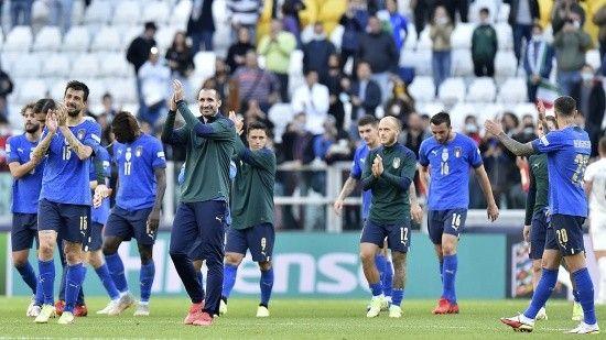 İtalya, UEFA Uluslar Ligi'nde üçüncü oldu