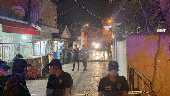 İzmir'de iki aile arasında pompalı tüfekle kavga: 1 ölü, 5 yaralı