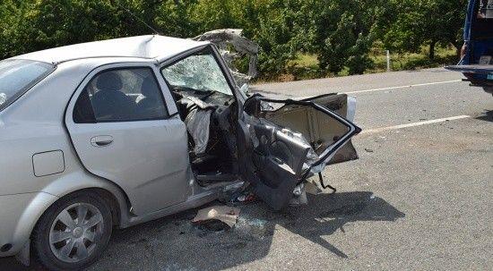 Malatya'da feci kaza: 1'i polis memuru 5 ölü