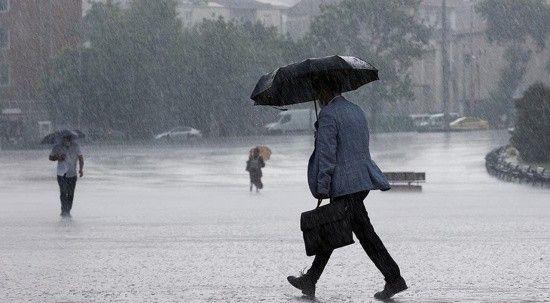 Meteoroloji'den 2 bölge ve 7 il için sağanak uyarısı   14 Ekim 2021 Hava durumu