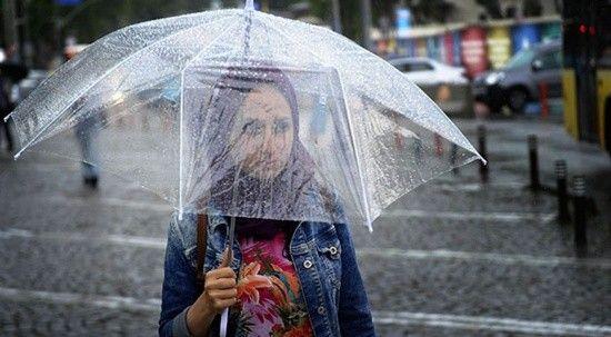 Meteoroloji'den il il sağanak uyarısı | 4 Ekim 2021 hava durumu