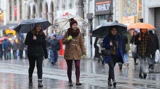 Meteoroloji uyardı: Marmara ve Ege'de sağanak alarmı