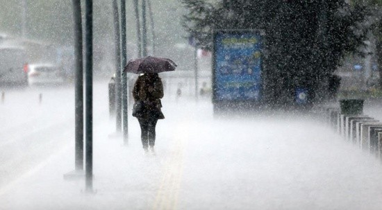 Meteoroloji'den sağanak, kar ve fırtına uyarısı   6 Ekim 2021 hava durumu