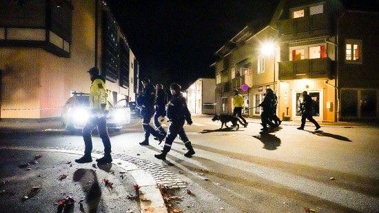 Norveç'te oklu saldırı: Çok sayıda ölü ve yaralı var