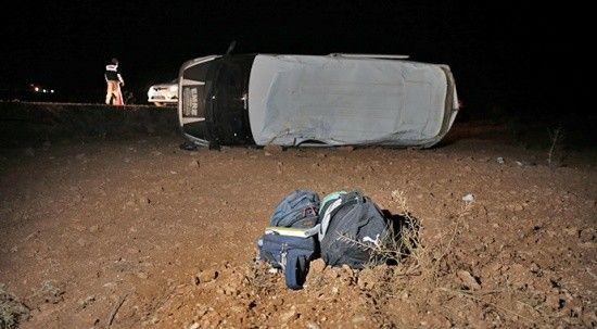 Şanlıurfa'da öğrenci servisi devrildi: Ölü ve yaralılar var