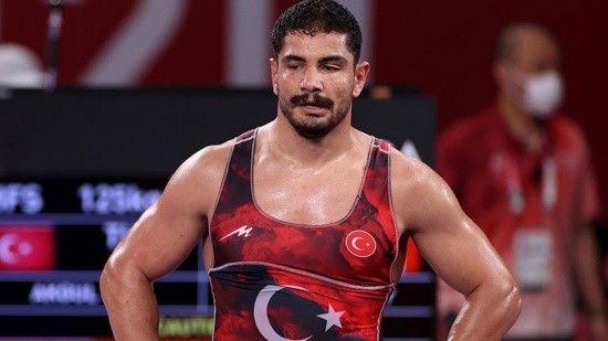 Taha Akgül bronz madalya kazandı