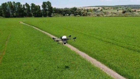 Tarımda drone teknolojisi yaygınlaşıyor