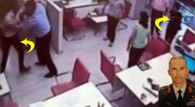 Noter katibi, darbeci Semih Terzi'nin eşini bıçakla kovaladı