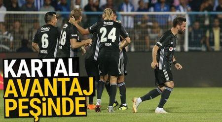Özet İzle: Partizan 1-1 Beşiktaş özeti ve golleri izle | BJK, Partizan maçı kaç kaç bitti?