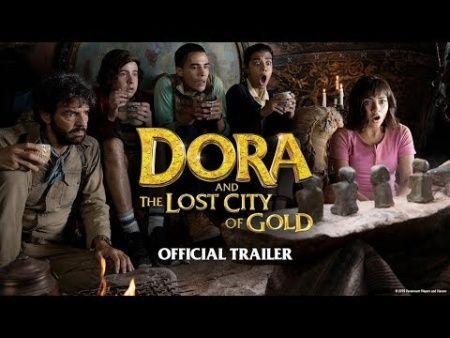 'Dora ve Kayıp Altın Şehri' bu hafta vizyonda