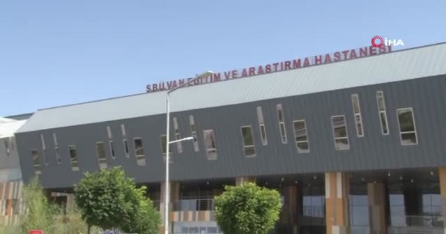 Van'da koronavirüs şüphesi! 3'ü İran'dan gelen 5 şüpheli yüksek ateş nedeniyle tedavi altına alındı