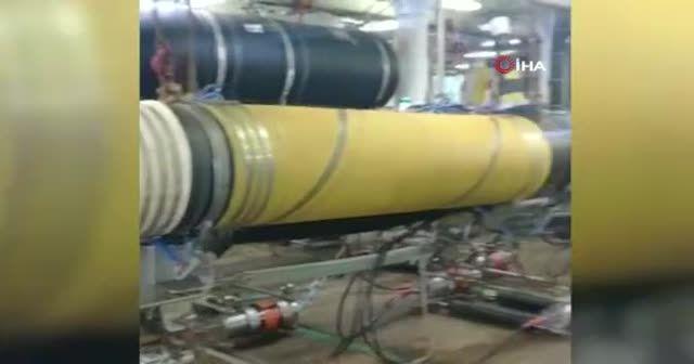 Bakan Dönmez: 1750 kilometre sismik kablo Akdeniz'e indi