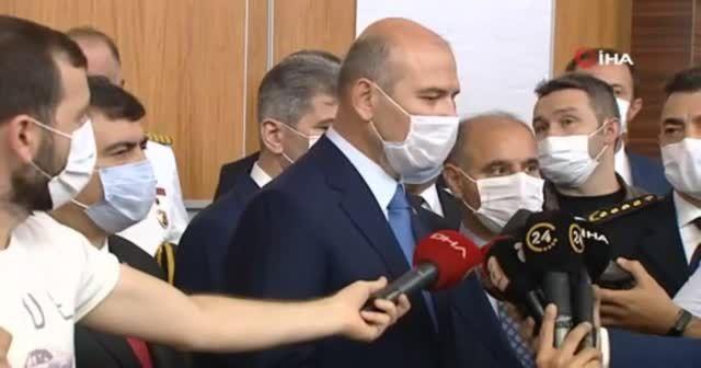 İçişleri Bakanı Süleyman Soylu: Terörle mücadelede bütün dünyaya tavsiyemiz, Türkiye Cumhuriyetini izlemeye devam etsinler