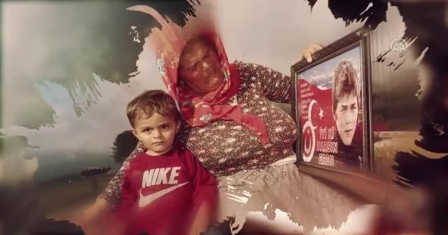 İletişim Başkanlığından şehit Eren Bülbül'e özel klip