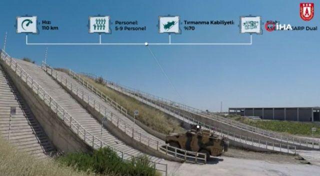 Savunma Sanayii Başkanı Demir: Tekerlekli zırhlı araçlarının yenilerini Türk Silahlı Kuvvetleri'ne teslim ettik