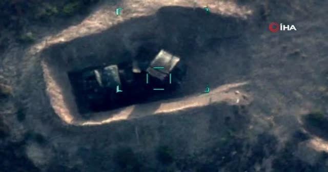 Azerbaycan, Ermenistan ordusuna ait 8 roketatarı imha etti