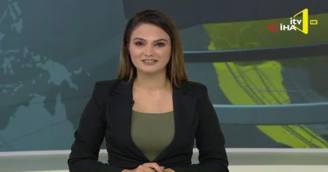 Azerbaycanlı spiker müjdeli haberi anons ederken gözyaşlarına boğuldu