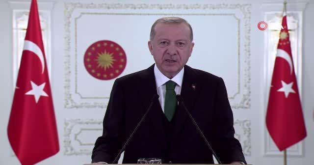 Cumhurbaşkanı Erdoğan, BM Biyolojik Çeşitlilik Zirvesi'nde konuştu